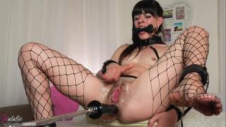 Girlfriend Sex Toy – Walked In On Her Using Dildo Machine